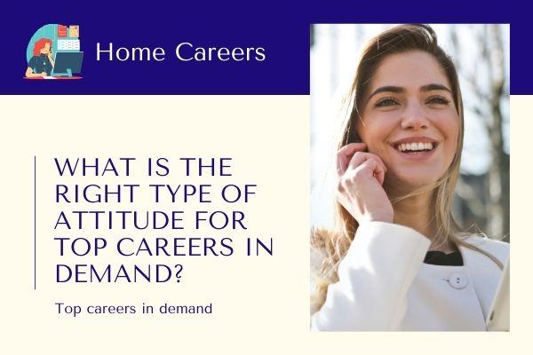 Top careers in demand